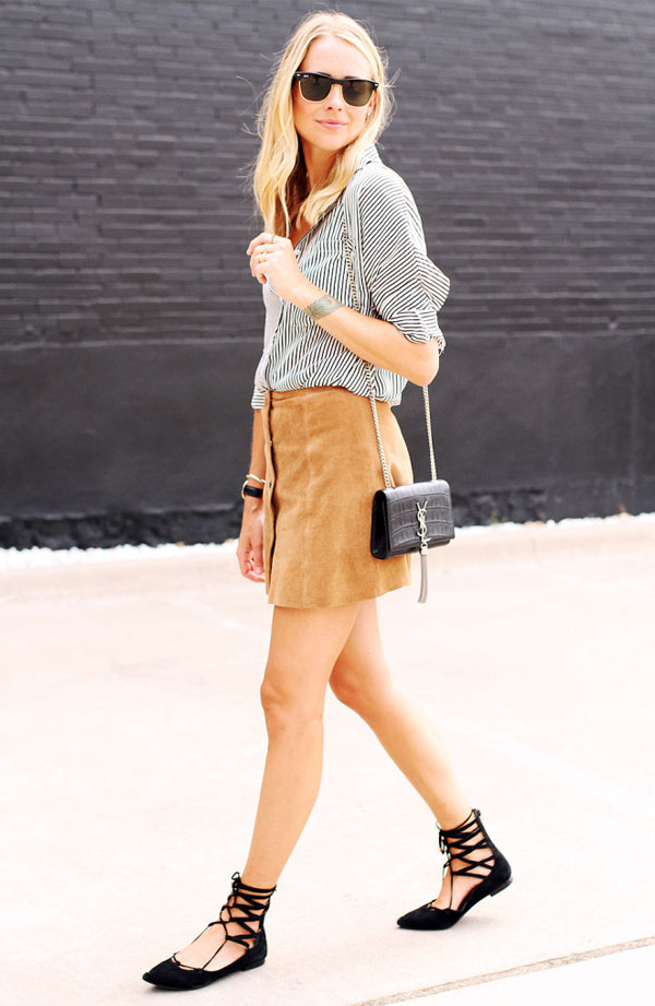 look-stripes-shirt-suede-skirt