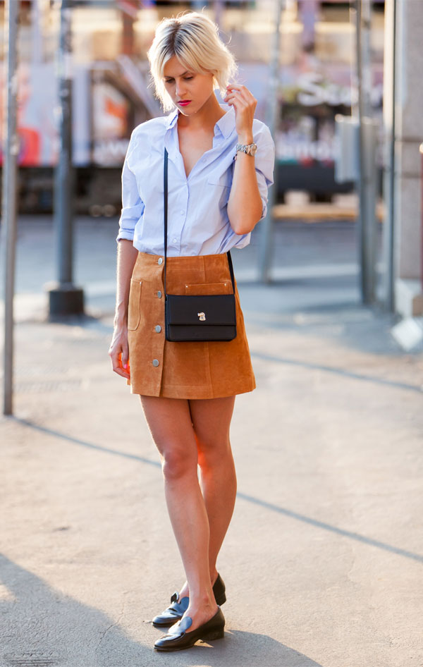 look-white-shirt-suede-skirt